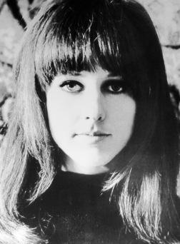 Grace Slick ca 1967.