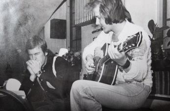 Pete & Papa 1974.