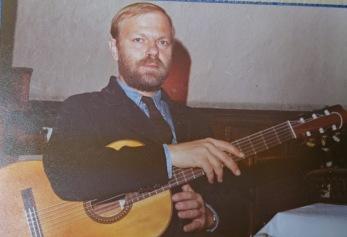 Olle Adolphson 1975. Foto: Göran Hallqvist.