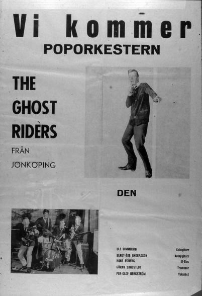 Affisch. Ägare: Göran Sandstedt.