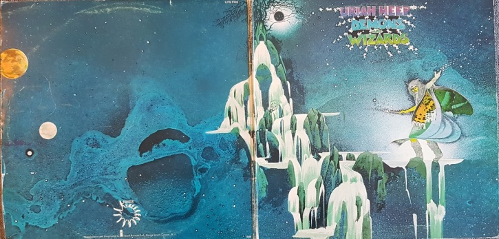Uriah Heep - Demons and Wizards (1972)