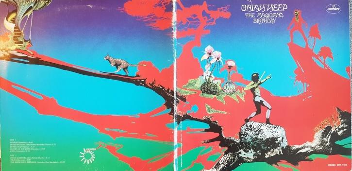 The Magician´s Birthday (1972)