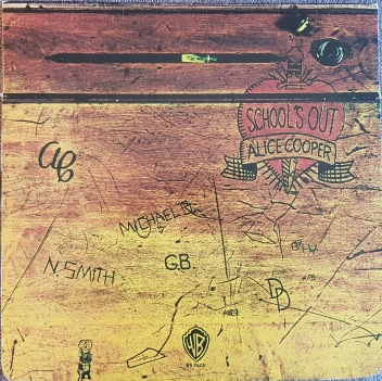 Alice Cooper - School´s Out (1972)