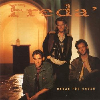 Freda´ - Undan för undan (1990 LP)