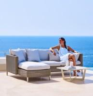 Utemöbler soffa Cane-line