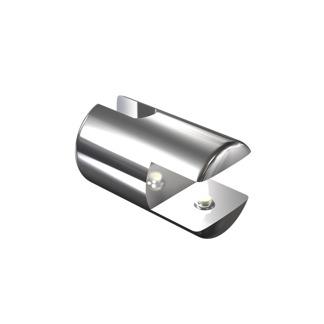 Enkel hyllhållare R6302 - Enkel hyllhållare 10 mm