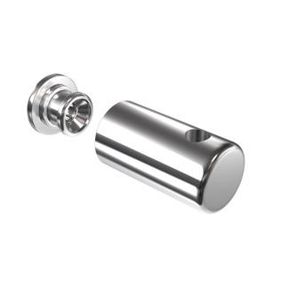 Vägghållare R6104 - Vägghållare 6 mm R6104