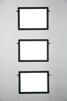 LED set med 2-5 fickor/set - Set med 5 st A4