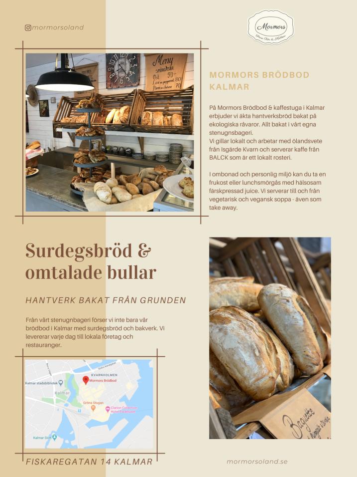 Mormors Brödbod Kalmar