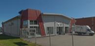 Dagens butiks området från år 2012