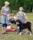 Orvar Supreme hund, BIS, BIR valp, BIS valp 6 - 9 mån för G.Albrigtsen. Malmköping BK.  all breeds all ages P1560881