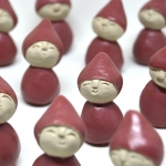 small tomtes - ceramic