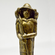 Bronze Odin