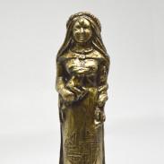 Bronze Brigid