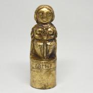 Small Bronze Freyja