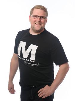 Martin Pettersson / Fixarmartin