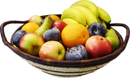 Fruktblandning Original - Fruktblandning Original 4kg ca 5 pers