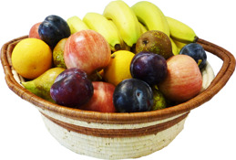 Fruktblandning Ekologisk - Fruktblandning Ekologisk 4kg ca 5 pers