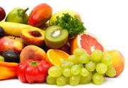 Exotisk fruktpåse