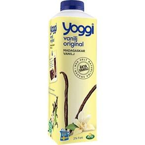 Yoggi Madagaskar Vanilj