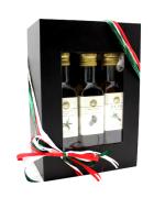 Presentkorg/box med smaksatt olivolja