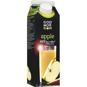Godmorgon Juice Äpple