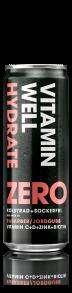 Vitamin Well ZERO - Vitamin Well ZERO Hydrate Rabarber/Jordgubb