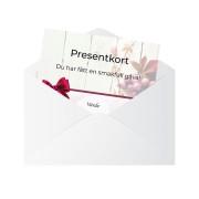 Presentkort 300kr - Gourmetrummet.se