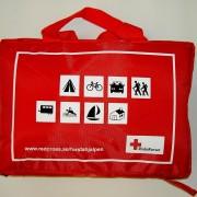 Förstahjälpenväska 8 fickors RödaKorset