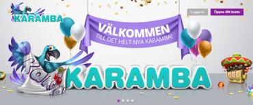 nya casionot Karamba 2014