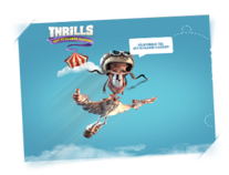 Thrills free spins