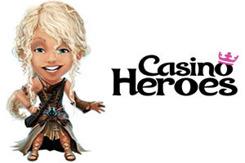 Nya casino heroes!