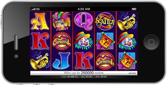 mobil casinon i sverige 2017