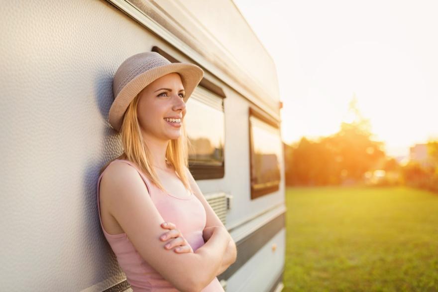 Sen incheckning Kungälvs camping, Checka in från 13:00 och framåt när det passar dig.