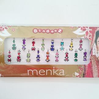 Smycken Bindi Lyx - Multifärg - Multicolor