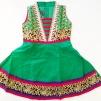Barnklänning för fest - Aurora flera färger - Aurora Grön stl. 24