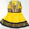 Barnklänning för fest - Aurora flera färger - Aurora Gul stl. 30