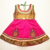Barnklänning Diza flera färger - Diza Cerise stl. 18