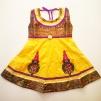 Barnklänning Diza flera färger - Diza Gul stl. 18