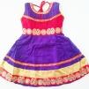 Barnklänning - Belle - Belle Lila stl. 32