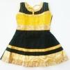 Barnklänning - Belle - Belle Svart stl. 30