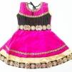 Barnklänning - Belle flera färger - Belle Cerise stl. 24