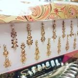 Smycken Bindi Lyx - Guld
