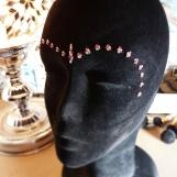 Smycke Bindi bridal/bröllop - Lila