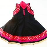 Barnklänning Molli flera färger