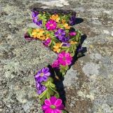 02. Broderade Blommor