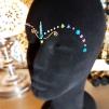 Bindi smycken stor karta - Multifärg