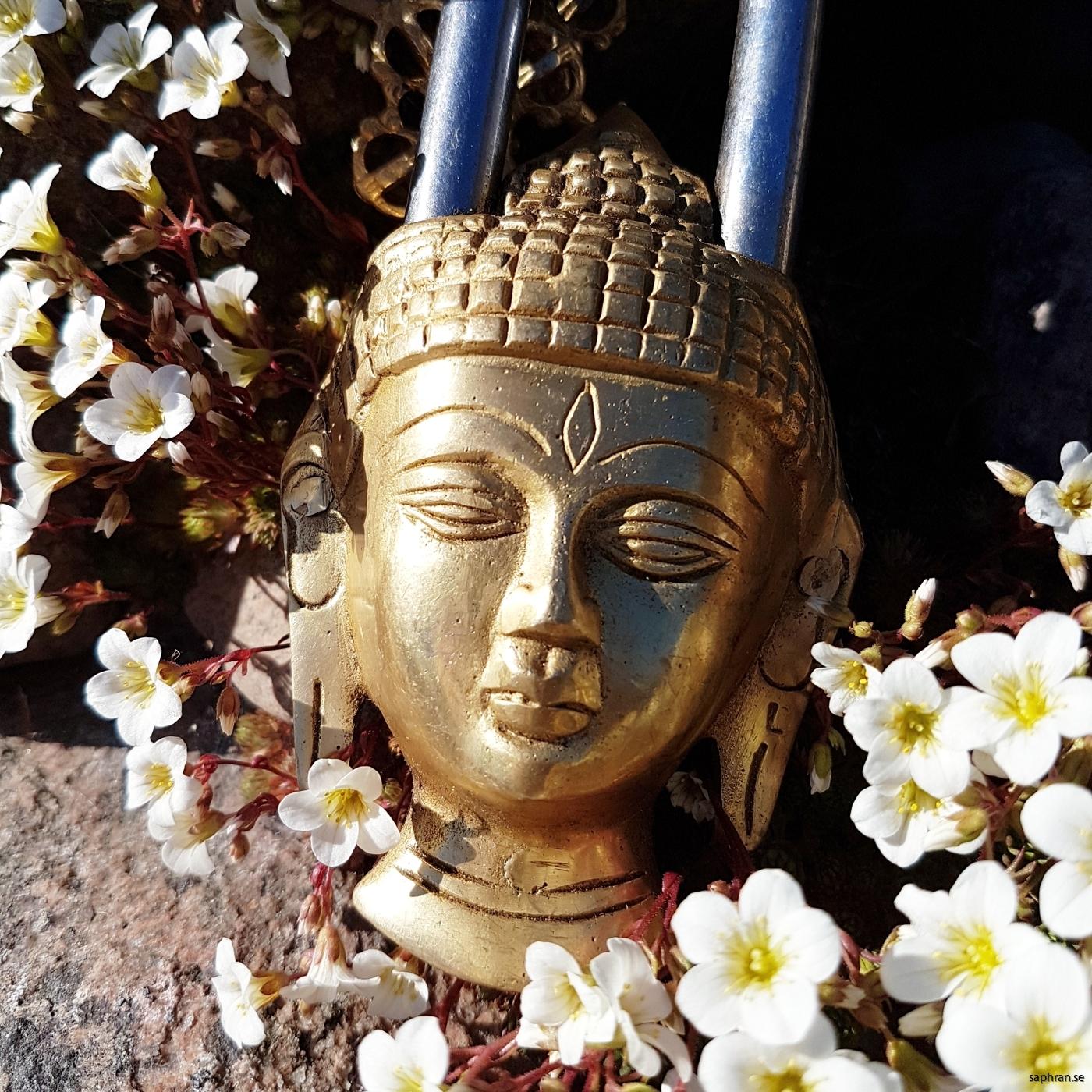 Buddah, inredningsdetalj som för ditt hem intressant och unikt