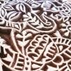 Indiska trästämplar Ganesh - Indisk trästämpel Ganesh