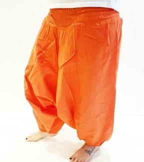 Haremsbyxa Orange - Orange